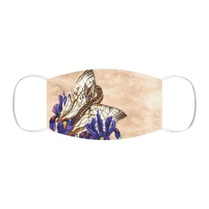 Load image into Gallery viewer, Enchanted Blossoms: Wisdom Snug-Fit Polyester Face Mask