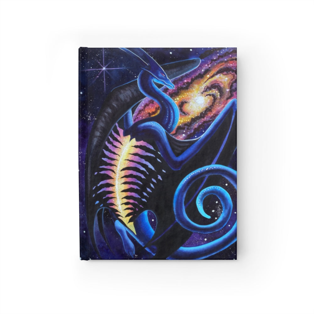 Galactic Entrancement Rule Lined Journal