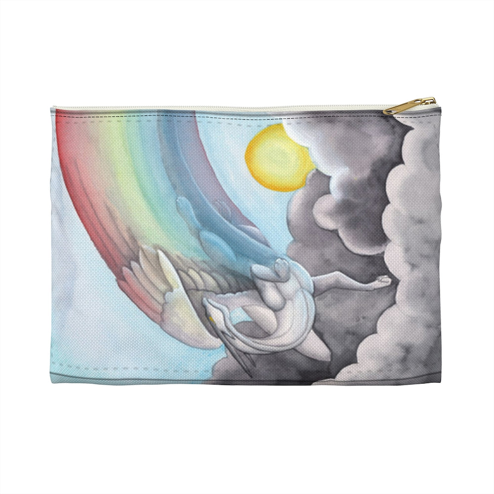 Dragon Oracle Rainbow Dragon Accessory Pouch