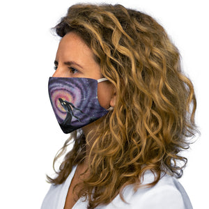 Load image into Gallery viewer, Mistress of Infinity Snug-Fit Polyester Face Mask