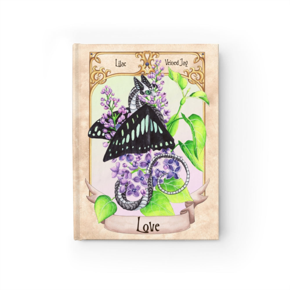 Enchanted Blossoms: Love Unlined Journal