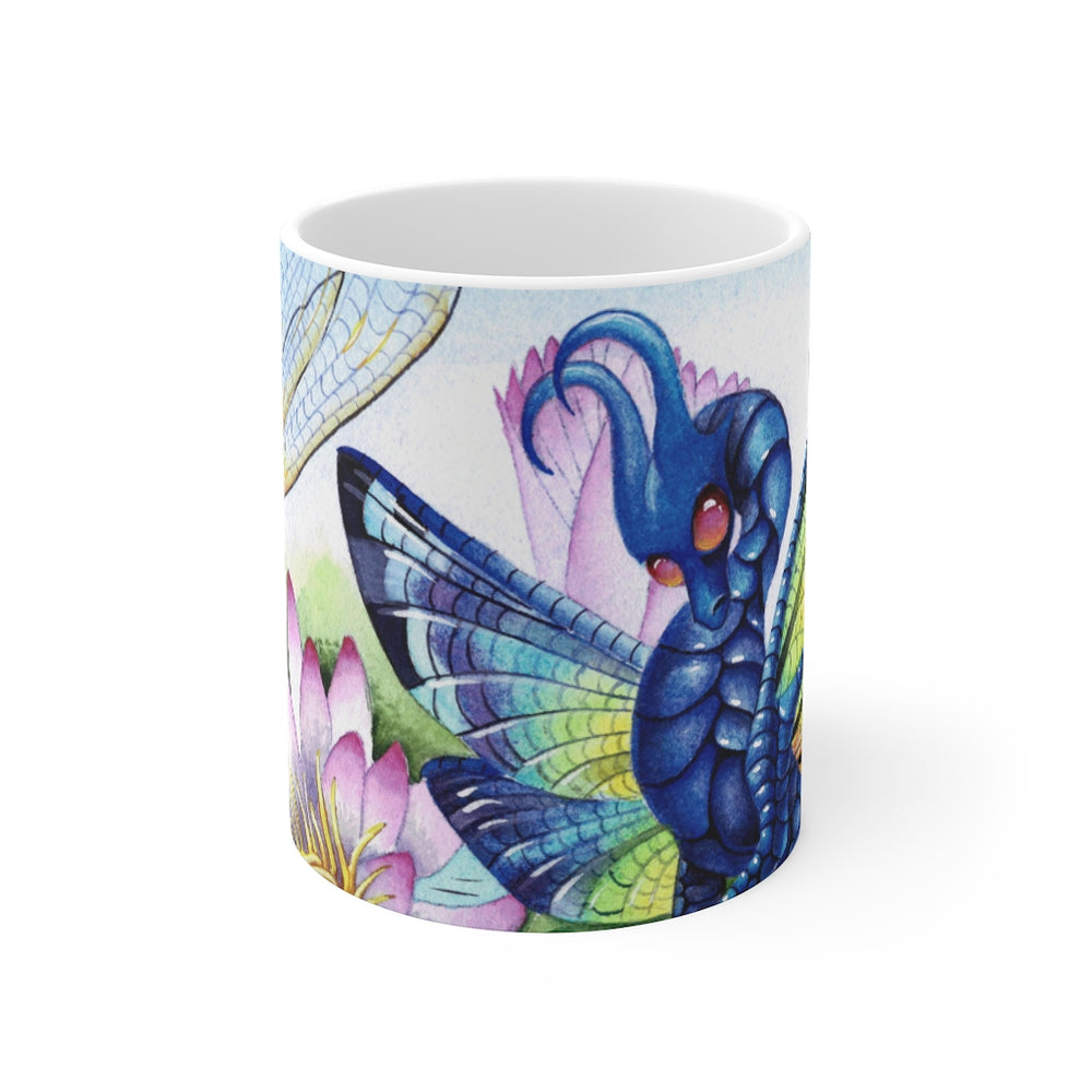 Jewels Upon the Water 11 oz Mug (Full Wrap)