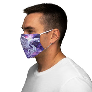 Load image into Gallery viewer, Storm Dancer Snug-Fit Polyester Face Mask