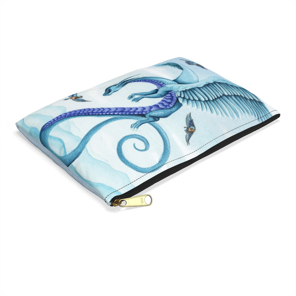 Load image into Gallery viewer, Dragon Oracle Air Dragon Accessory Pouch