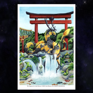 Load image into Gallery viewer, The Emperor Giclée Prints