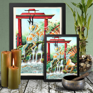Load image into Gallery viewer, The Empress Giclée Prints