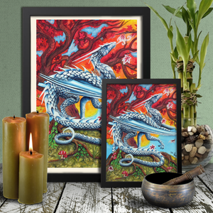 Load image into Gallery viewer, First Breath of Winter Giclée Prints