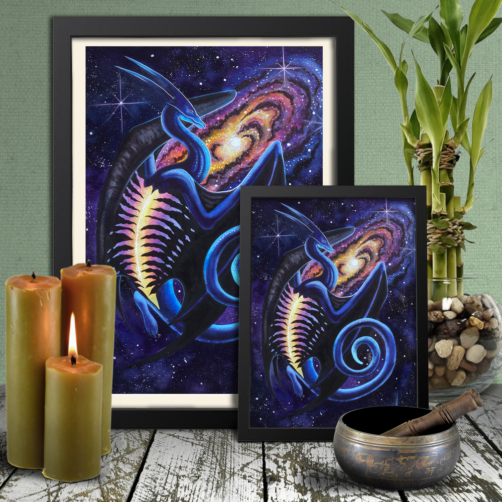 Load image into Gallery viewer, Galactic Entrancement Giclée Prints
