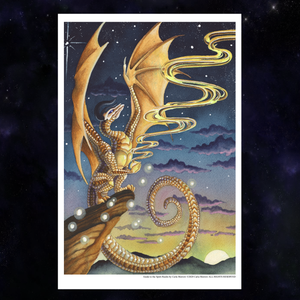 Load image into Gallery viewer, Guide to the Spirit Realm Giclée Prints