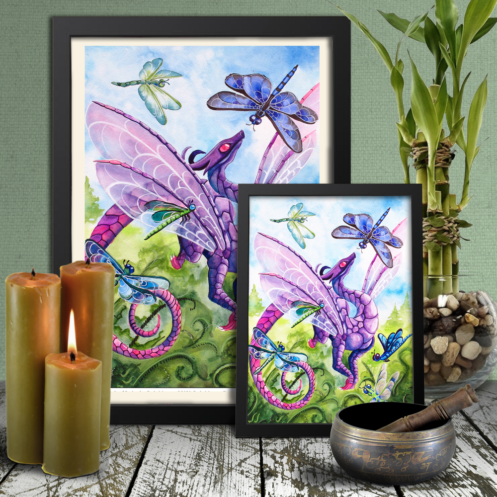 Load image into Gallery viewer, Jewels of Spring Giclée Prints
