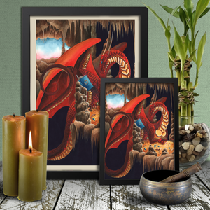 Load image into Gallery viewer, Most Precious Treasure Giclée Prints