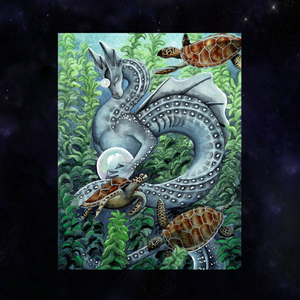 Load image into Gallery viewer, Universal Dragon Guide: Patience Giclée Prints