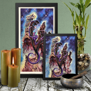 Load image into Gallery viewer, Pillars of Creation Giclée Prints