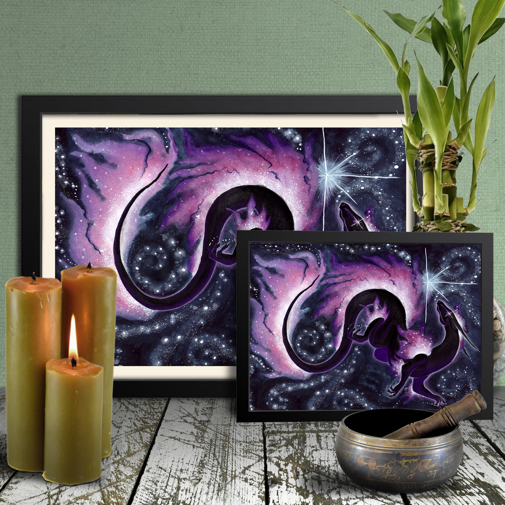 Load image into Gallery viewer, Star Dancer Giclée Prints