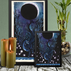 Load image into Gallery viewer, Waters of Imagination Giclée Prints