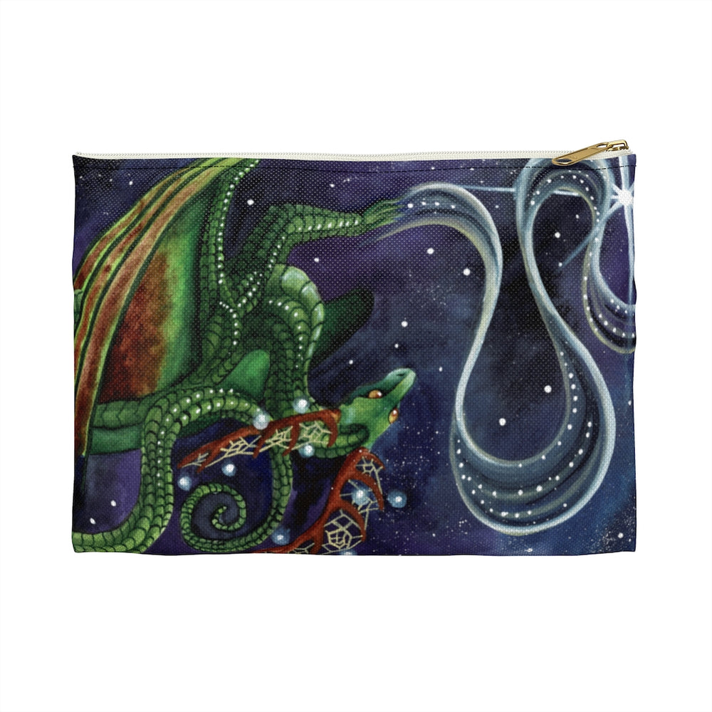 Universal Dragon Guides: Find Your Purpose Dragon Accessory Pouch