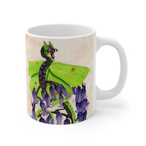 Load image into Gallery viewer, Enchanted Blossoms: Gratitude 11oz Mug