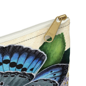 Load image into Gallery viewer, Enchanted Blossom I am Compassionate Accessory Pouch