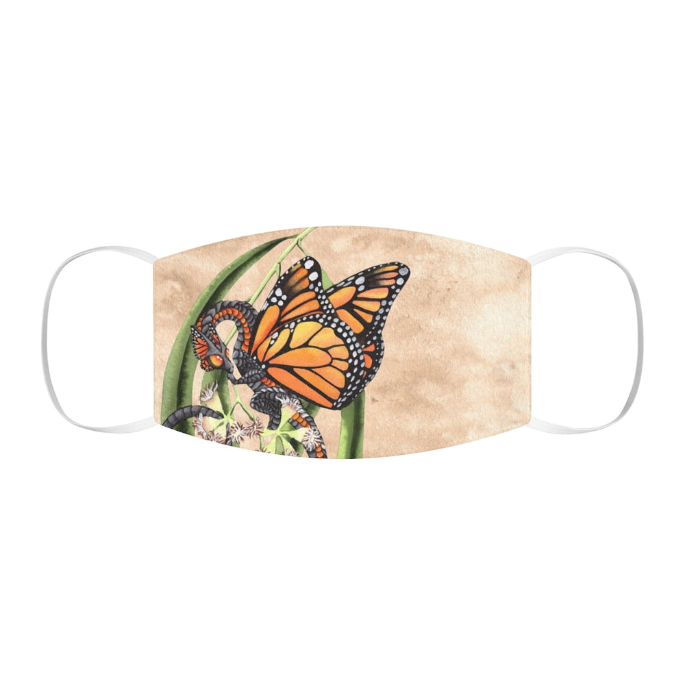 Enchanted Blossoms: Protection Snug-Fit Polyester Face Mask