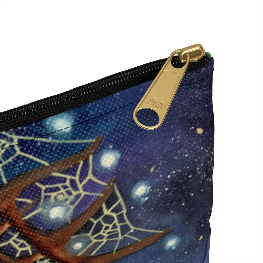 Load image into Gallery viewer, Universal Dragon Guides: Speak Your Dreams Dragon Accessory Pouch