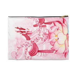 Load image into Gallery viewer, Dragon Oracle Quan Yin Dragon Accessory Pouch