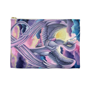 Load image into Gallery viewer, Universal Dragon Guides: Love Dragon Accessory Pouch