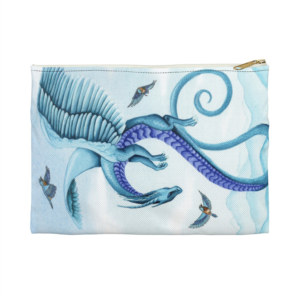 Dragon Oracle Air Dragon Accessory Pouch