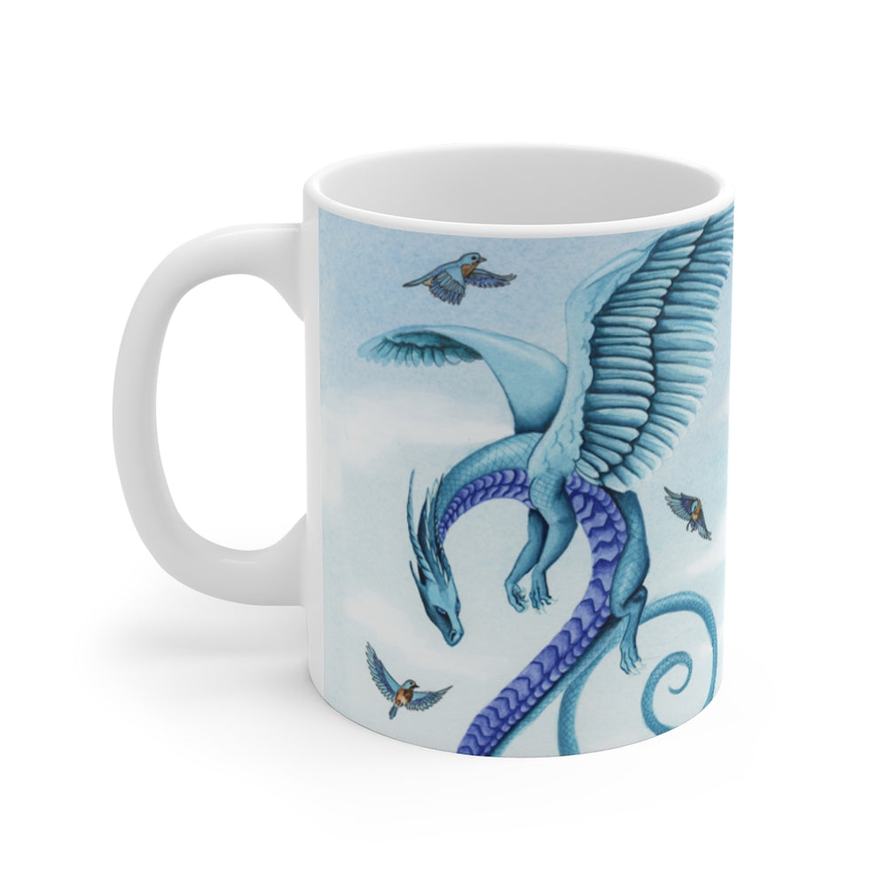 Dragon Oracle: Air Dragon 11oz Mug