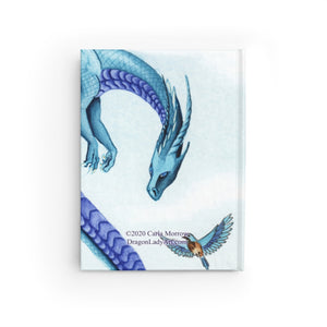 Load image into Gallery viewer, Dragon Oracle: Air Dragon Rule Lined Journal