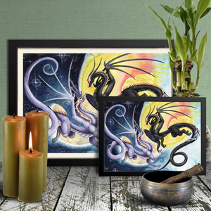 Load image into Gallery viewer, Eclipse Giclée Prints