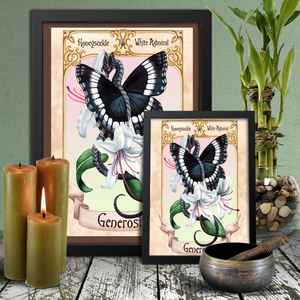Load image into Gallery viewer, Enchanted Blossoms: Generosity Giclée Prints
