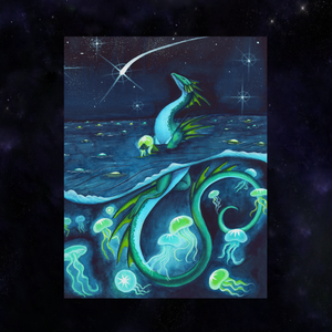 Load image into Gallery viewer, Sea of Stars Giclée Prints