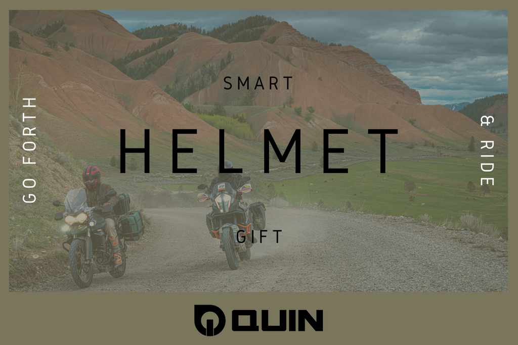 Smart Helmet | Quin Design Gift Card