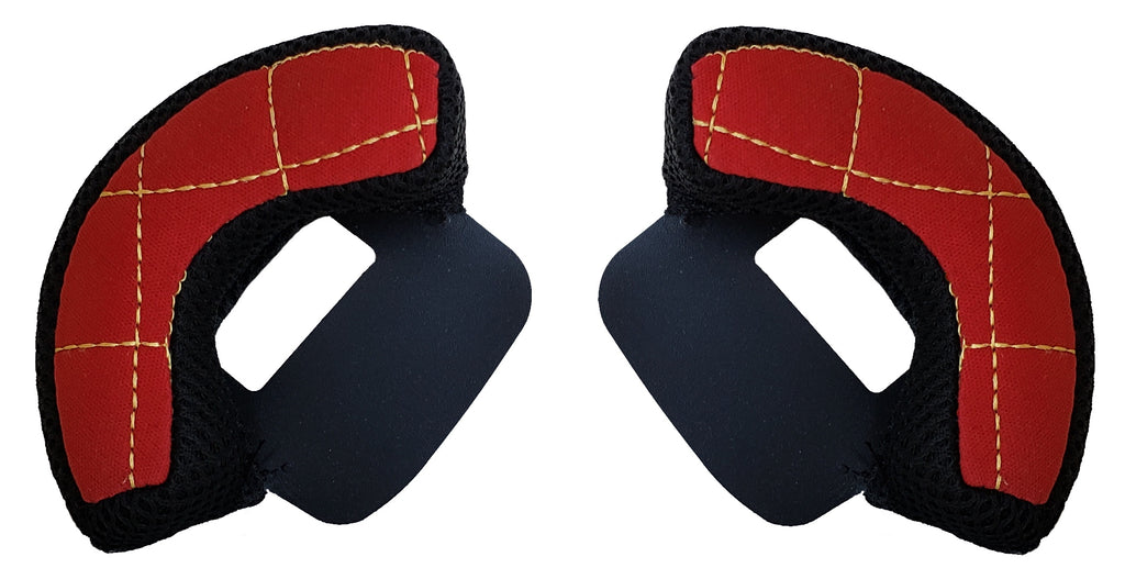 Quin McQ Nero Cheek Pads (SET)