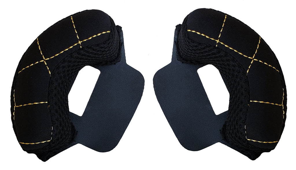 Quin McQ Blu Cheek Pads (SET)