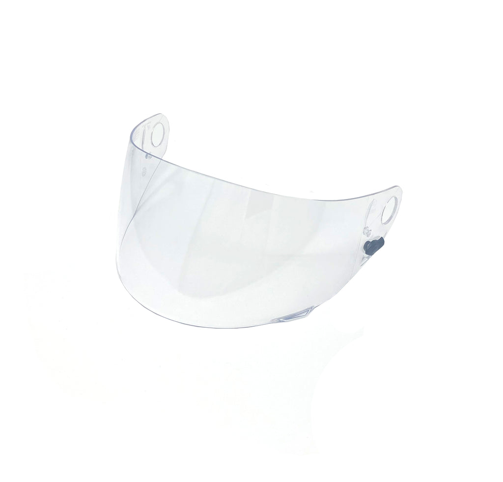Quin Spitfire Shield, with Pinlock pins, Clear