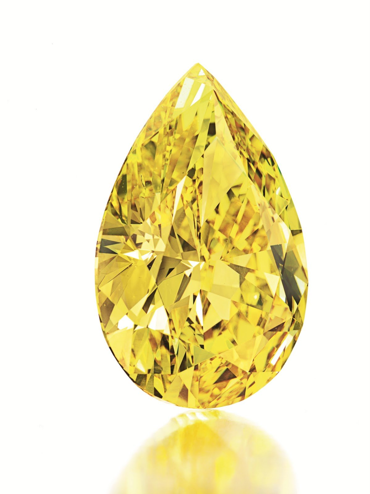 How Are Fancy Colored Diamonds Formed & Graded?