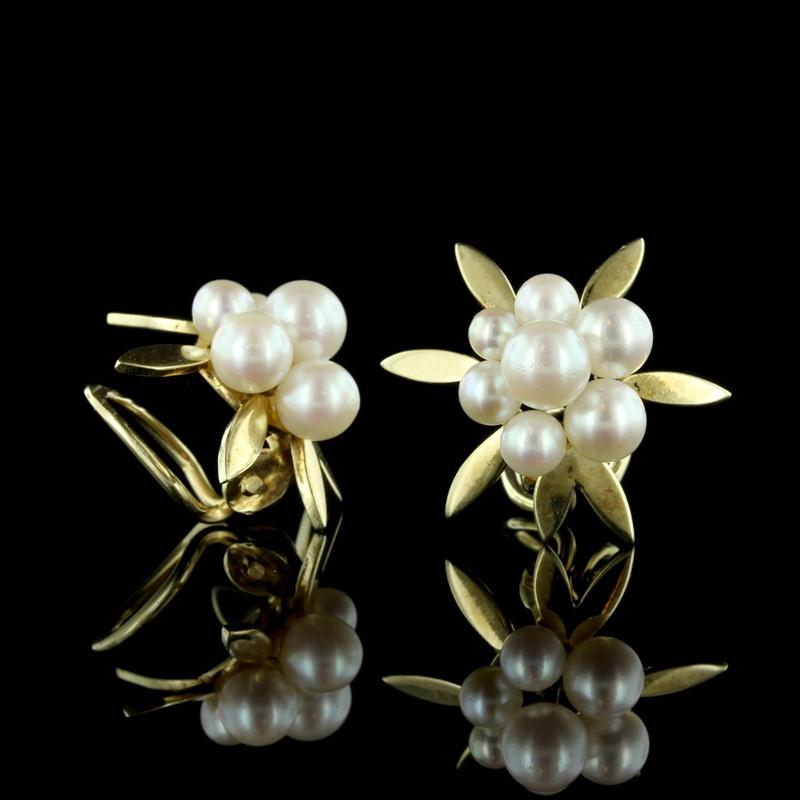 6 Exquisite Estate Pearl Earrings for June [Just-In]