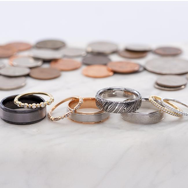 24 Wedding Bands to Fit Your Budget