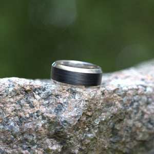 4 Best Black Wedding Bands