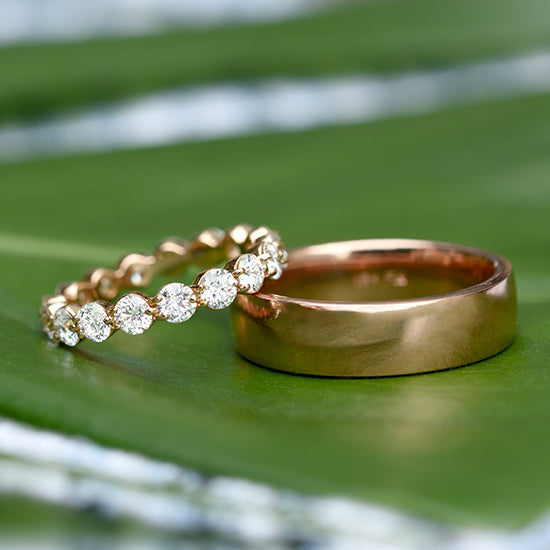 How Much Should You Spend On Your Wedding Bands?