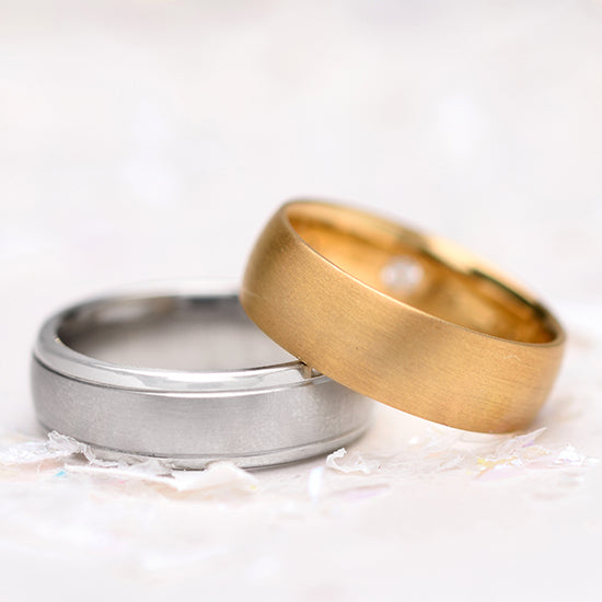 What You Need To Know About Choosing Wedding Ring Metals