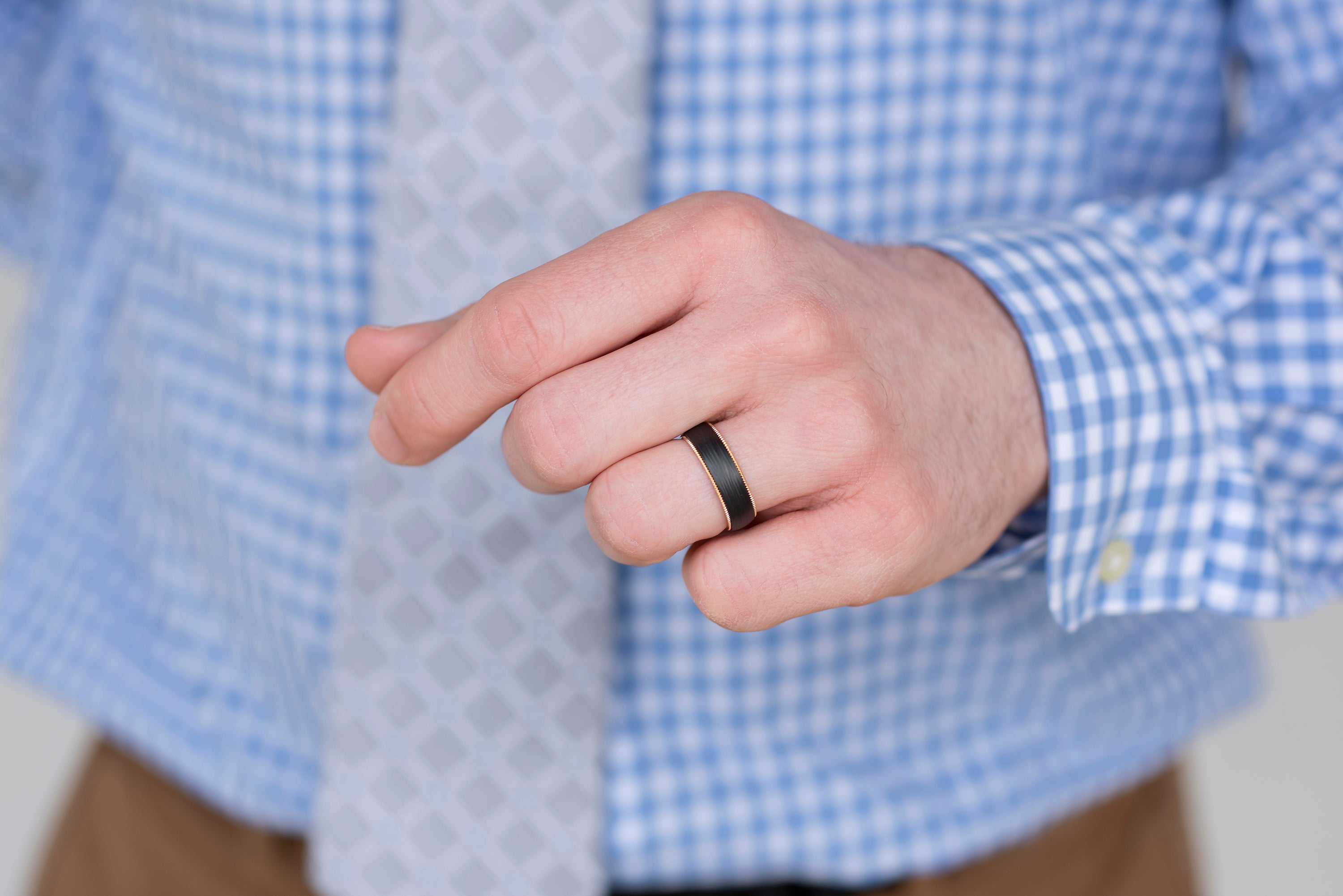 5 Things To Know Before Buying Black Wedding Rings Long S Jewelers