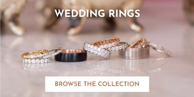 Wedding Rings - Browse the Collection