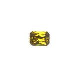 Emerald Cut Sphene