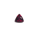 Trillion Cut Rubellite Tourmaline