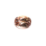 Oval Shaped Morganite