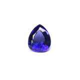 Pear Shaped Tanzanite