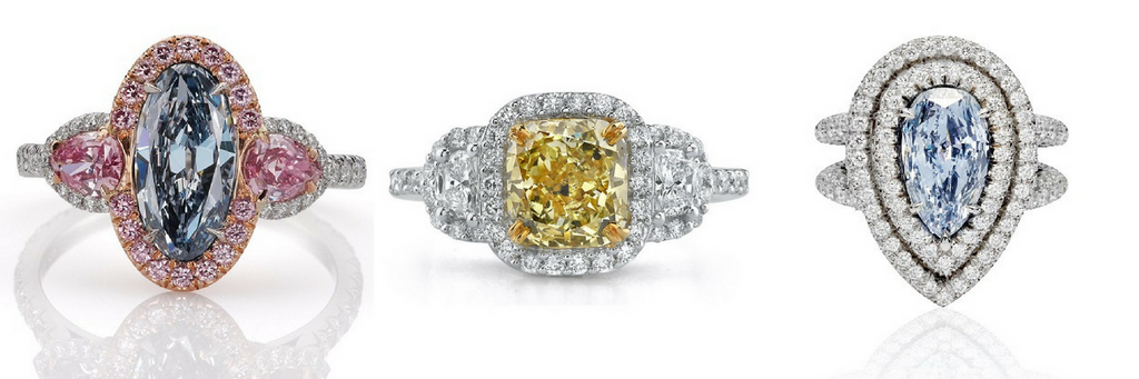 diamonds blog what fancy colored diamond color are