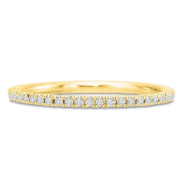 Platinum Odessa™ Diamond Eternity Band
